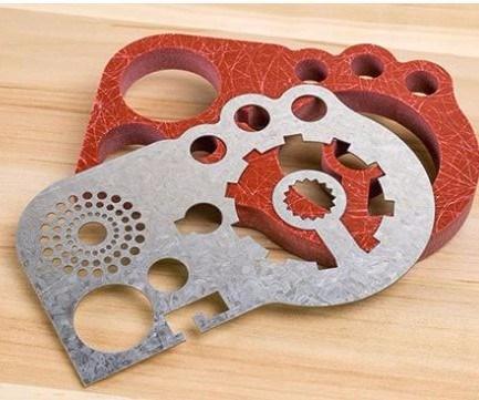 galvanized steel bracket and Fiberglass separator
