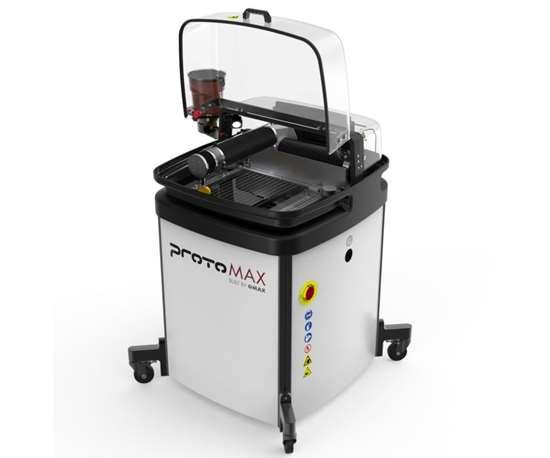 Omax Protomax personal abrasive waterjet