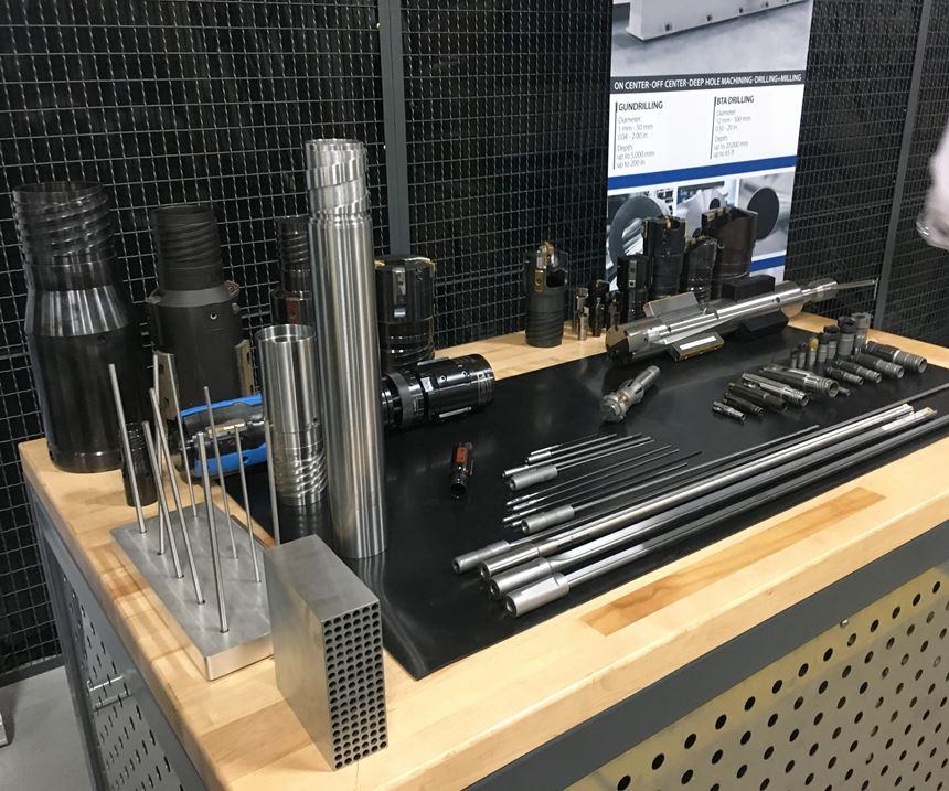 gundrills, BTA drills and specialty tools
