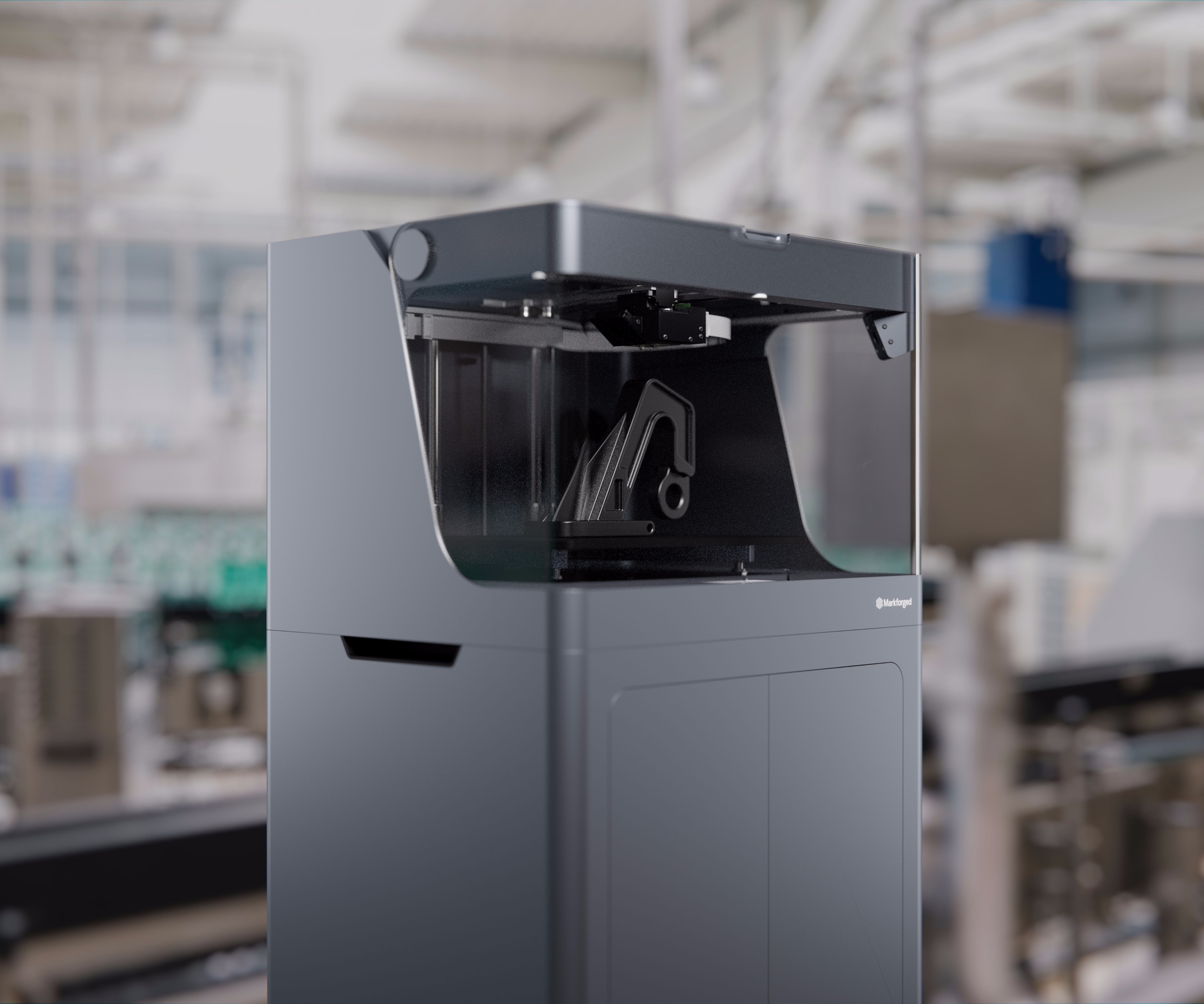 3D Printer's Carbon Fiber-Filled Nylon Produces Stronger