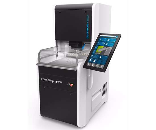 High-speed milling machine