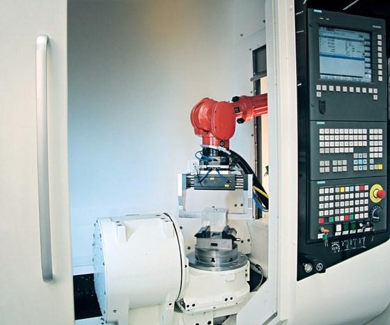 Siemens Sinumerik Run MyRobot DirectControl