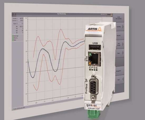 Automatic process monitoring and control solution
