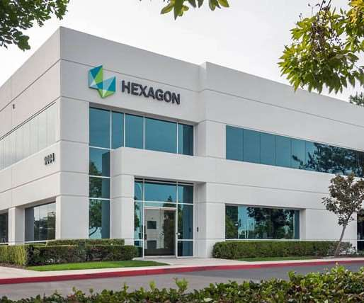 Hexagon Manufacturing Intelligence facility
