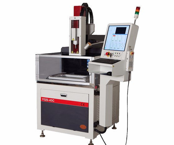 Absolute Machine Tools drilling EDM