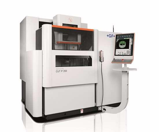GF Machining Solutions AgieCharmilles Cut P 350