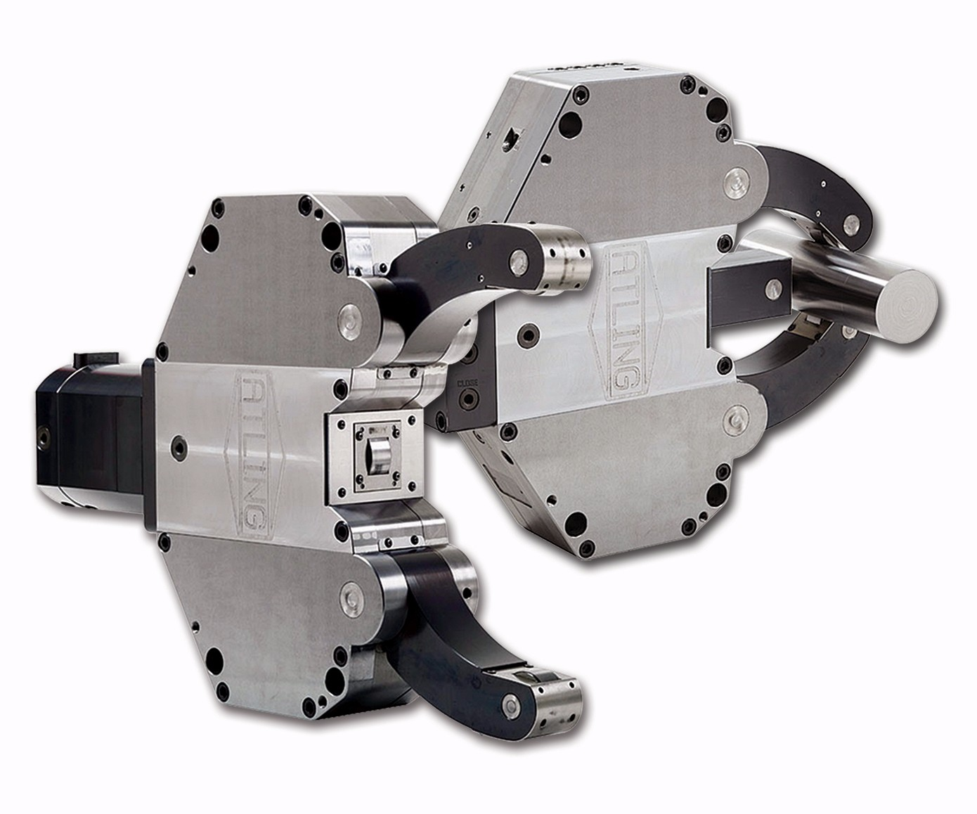 LMC Workholding steady rest