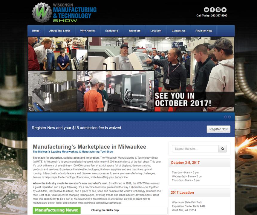 WIMTS 2017 website