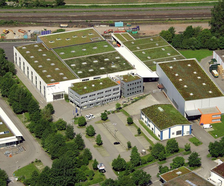 Baienfurt, Germany, plant