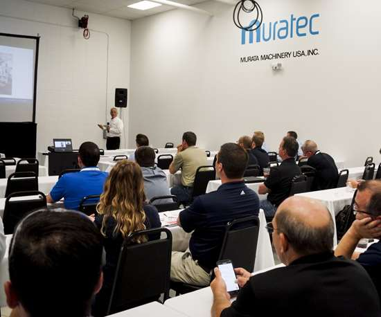 Murata Technology Showcase presentation