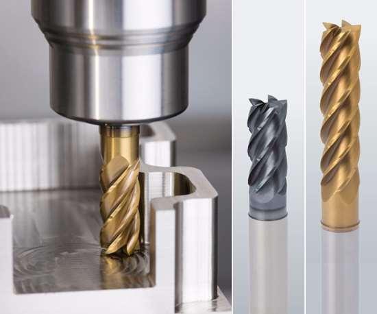Emuge trochoidal milling tools
