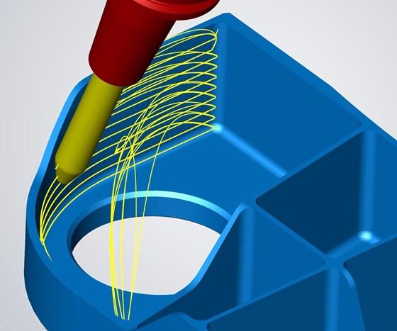 Open Mind Technologies' HyperMill Maxx Machining CAM software solutions