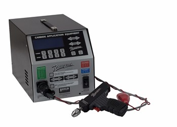 Rocklin Manufacturing Co.'s Rocklinizer carbide application equipment