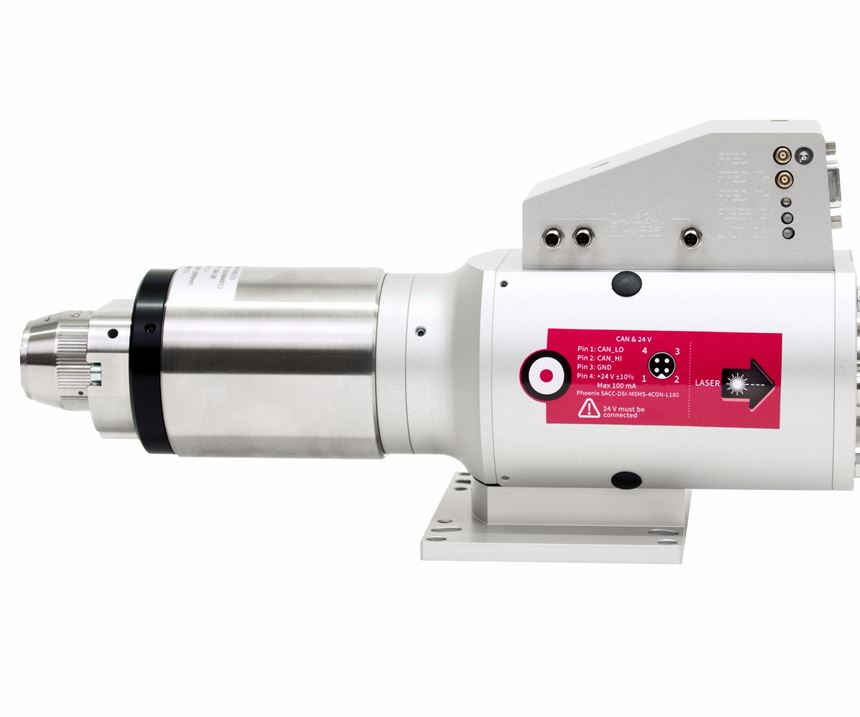 fiber-to-fiber coupler (FFC) from Coherent