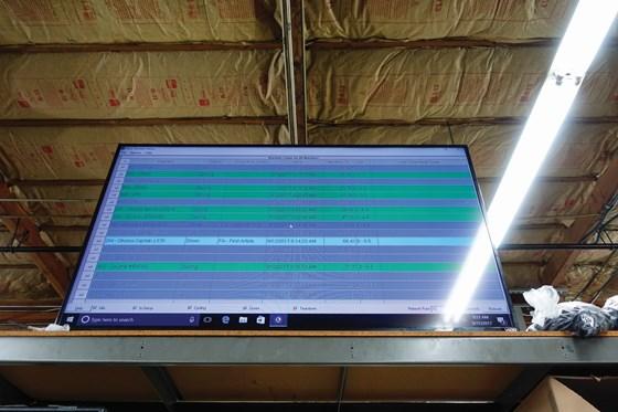machine monitor