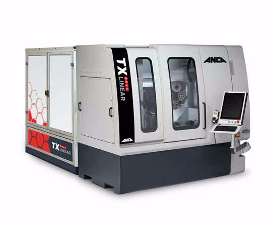 ANCA TXcell automated grinding cell