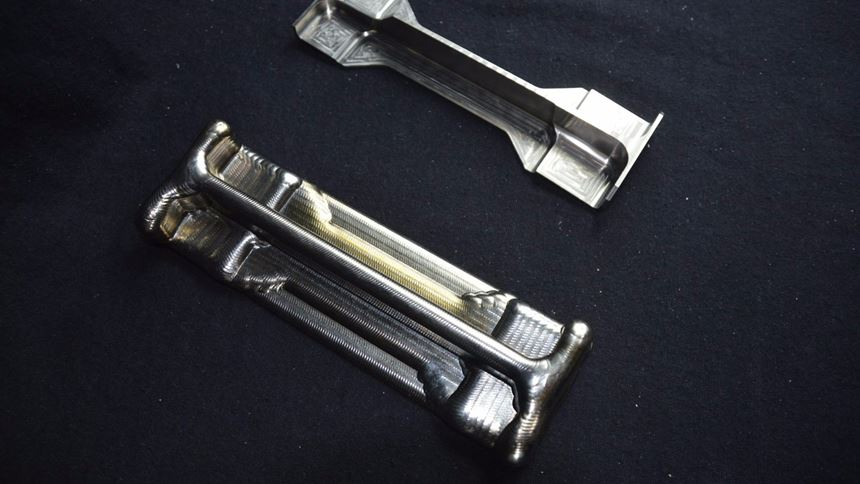 rapid additive forgings