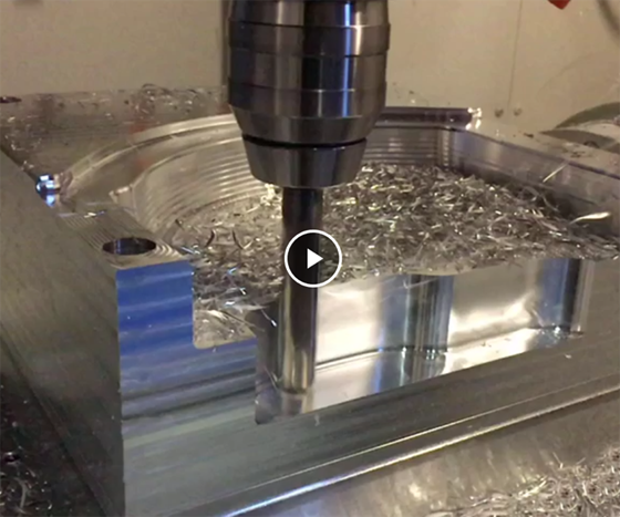 Rough faster with constant chip-load machining.