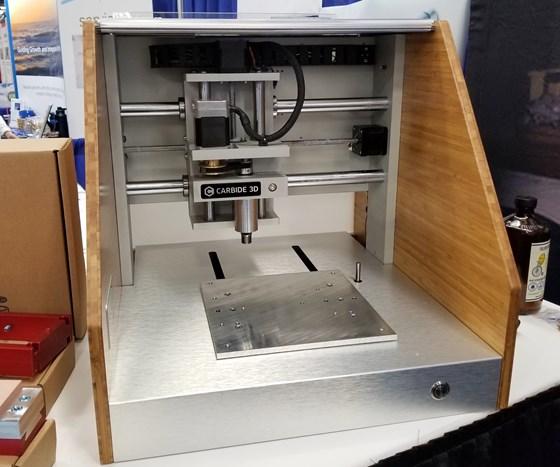 Carbide 3D Desktop CNC