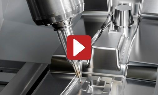 Newest five-axis machining technology webinar.