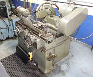 HBS Systems Standrite-Pro mounted on Brown & Sharpe cylindrical grinder