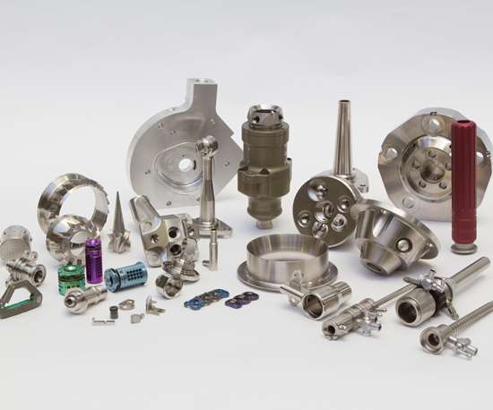 Ultra Machining Company parts