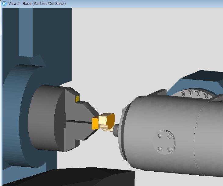 CGTech Vericut screenshot