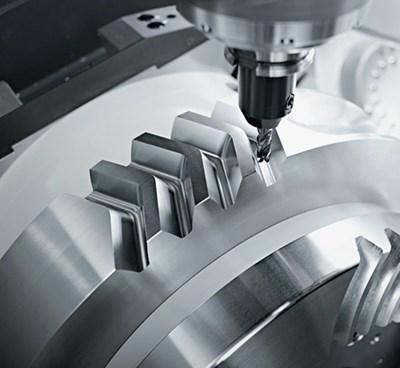 DMG Mori five-axis machining technology