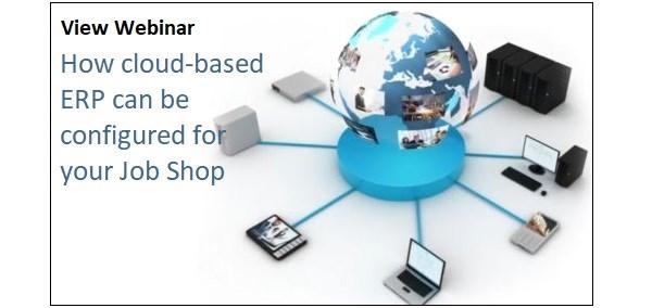 KeyedIn Manufacturing ERP webinar