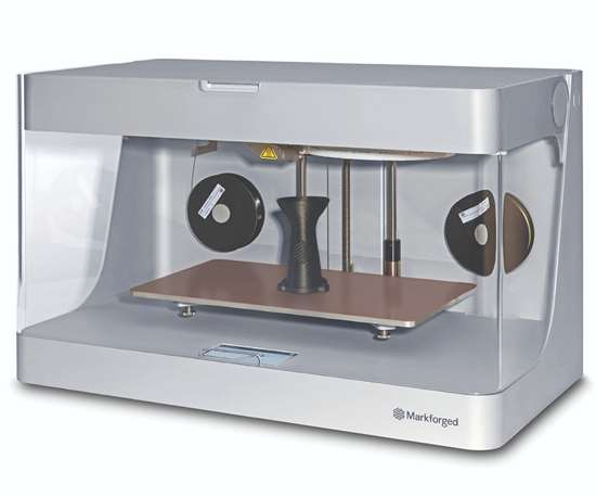 Markforged Mark Two additive manufacturing system