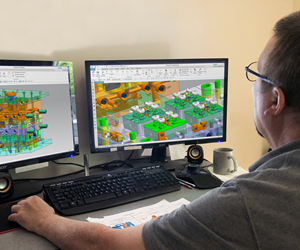 CAD/CAM Software Brings Process Automation for Mold Design, Machining