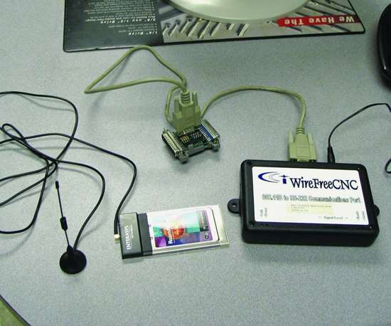 Wireless DNC kit