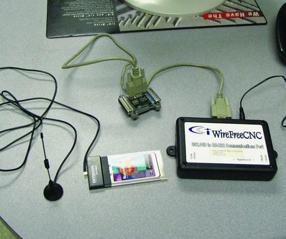 Wireless DNC kit