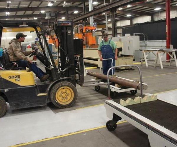 Lean Manufacturing Begins With Layout, Commitment  image