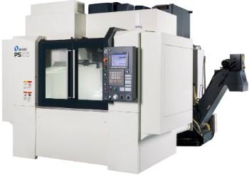 Makino PS105 vertical machining center (VMC)