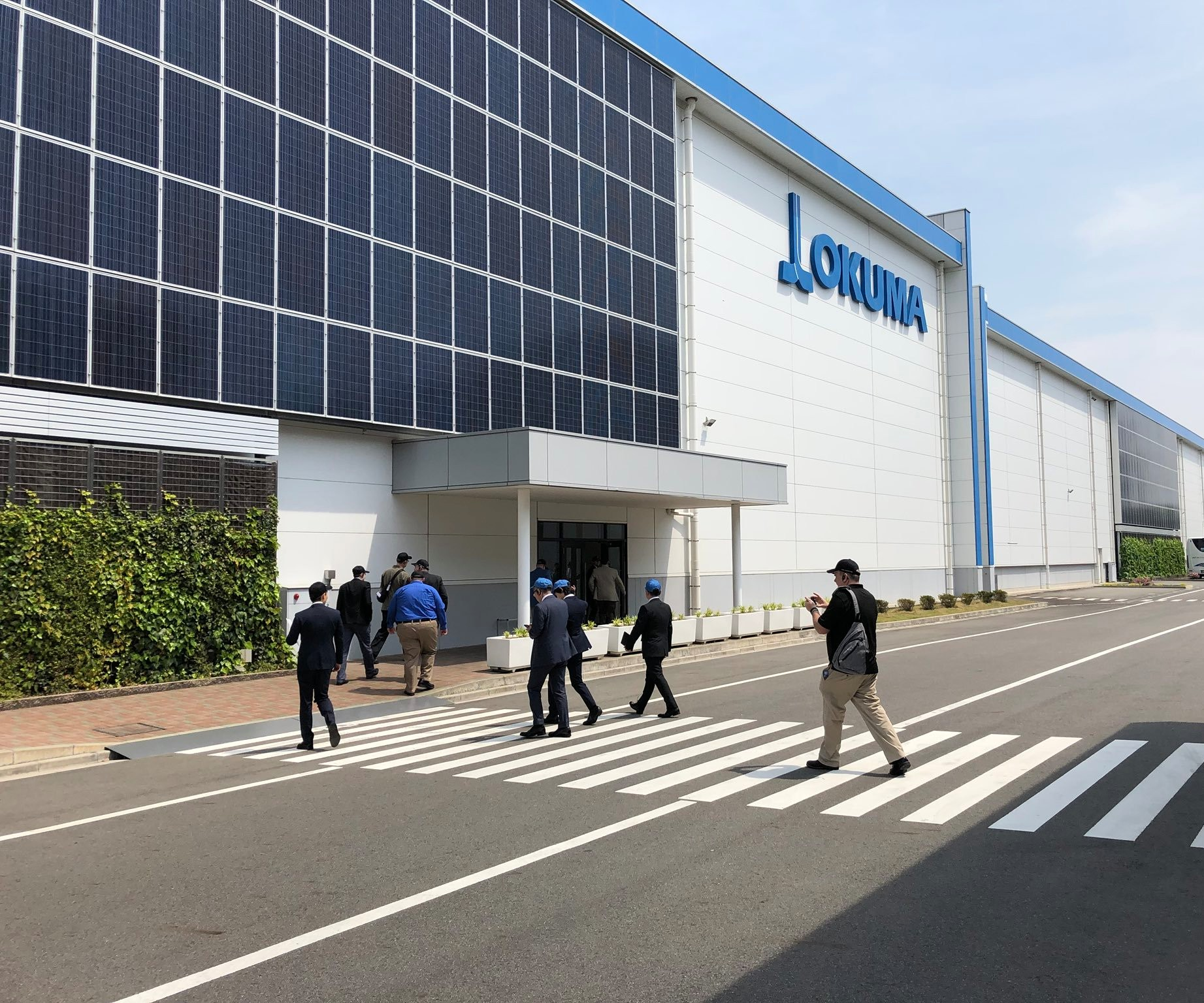 okuma dream site facility