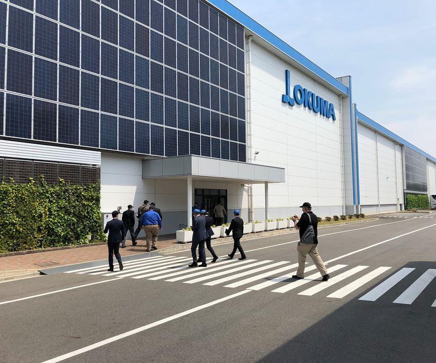 okuma dream site facility