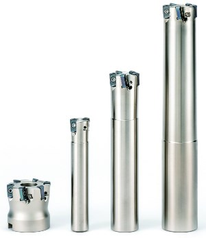 Kyocera MFH-mini indexable high feed cutters