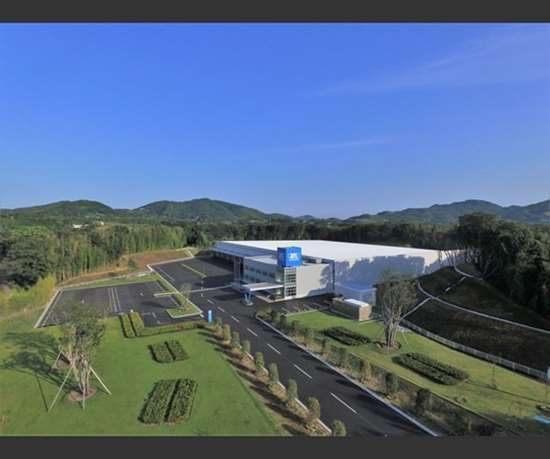 big daishowa logistics center