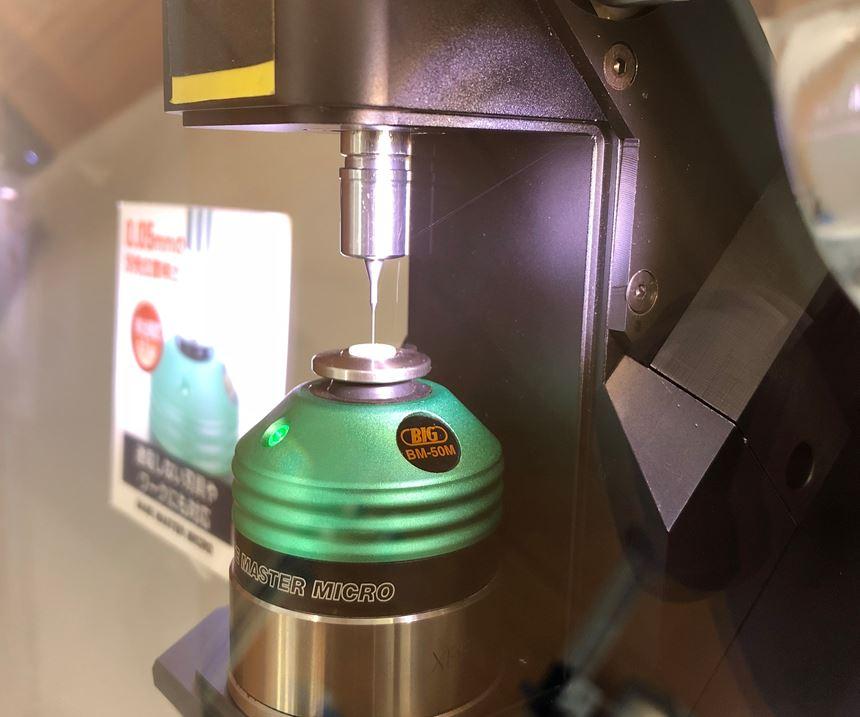 big daishowa tool measurement
