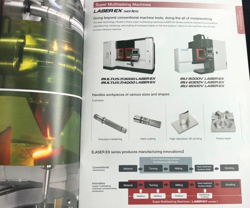 okuma laserex