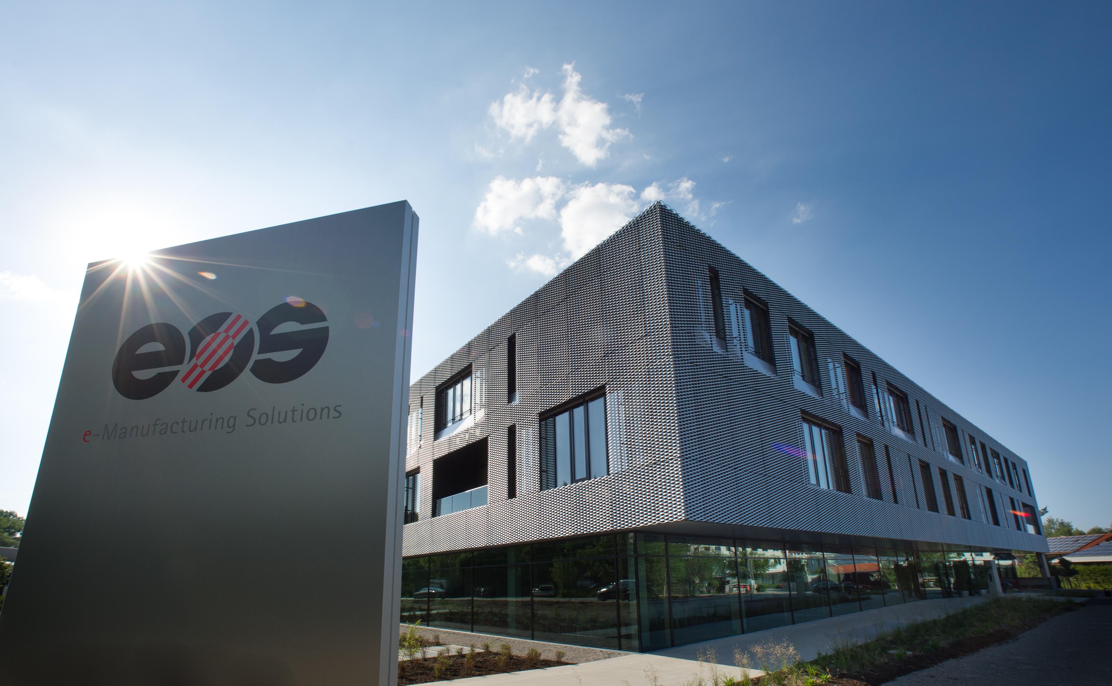 EOS headquarters