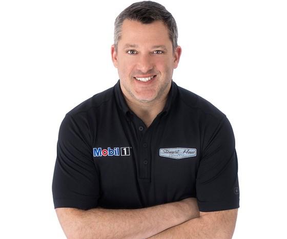 Tony Stewart, co-owner of Stewart-Haas Racing