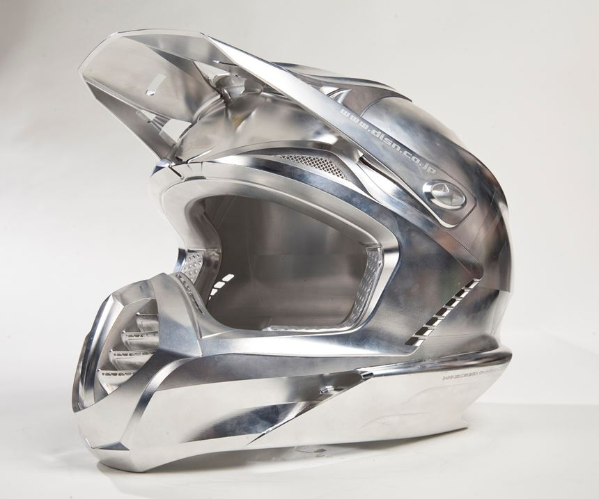 performance racing helmet