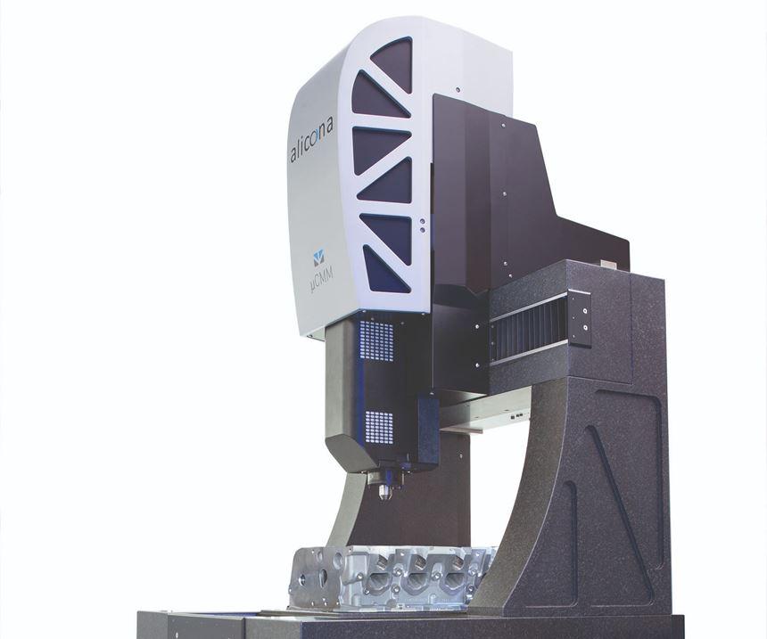 Alicona µCMM