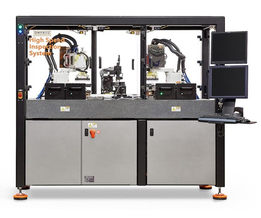 DWFritz's Advanced Metrology Platform