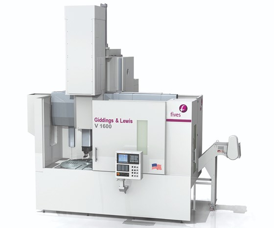 V 1600 mid-range 1600 mm table vertical lathe
