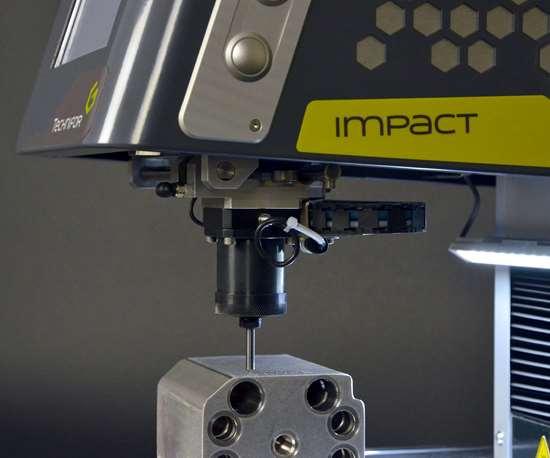 Gravotech Technifor's Impact benchtop marking machine