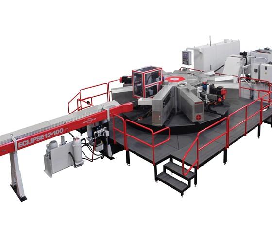 Hydromat Eclipse 12-100 rotary transfer machine