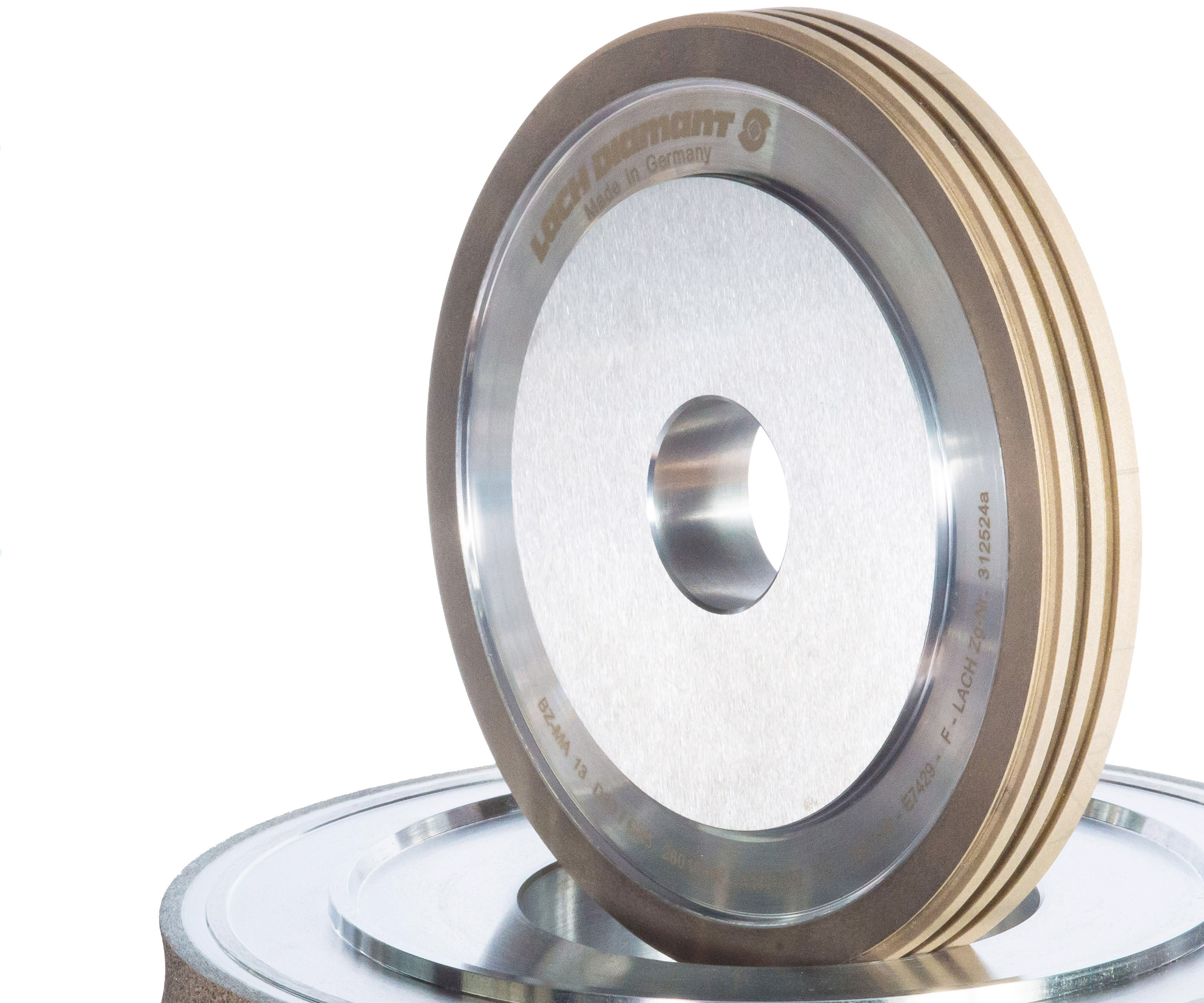 Lach Diamond contour-profiled grinding wheels